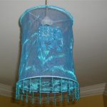 Chandelier Lamp Shade Turquoise