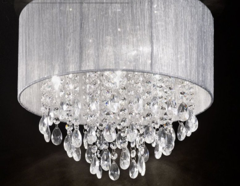 Image of: Chandeliers With Shades