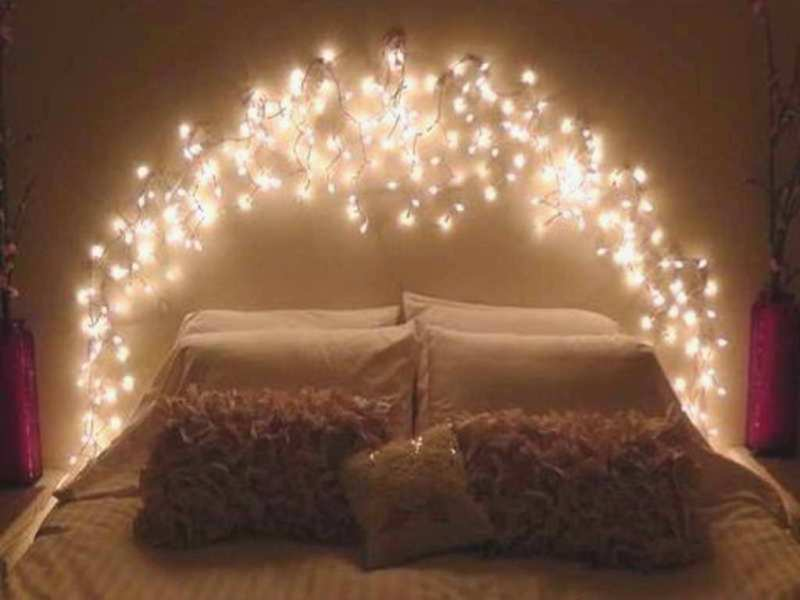 Christmas Wire Lights Room Decor
