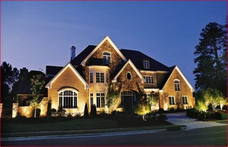 Image of: House Accent Lighting