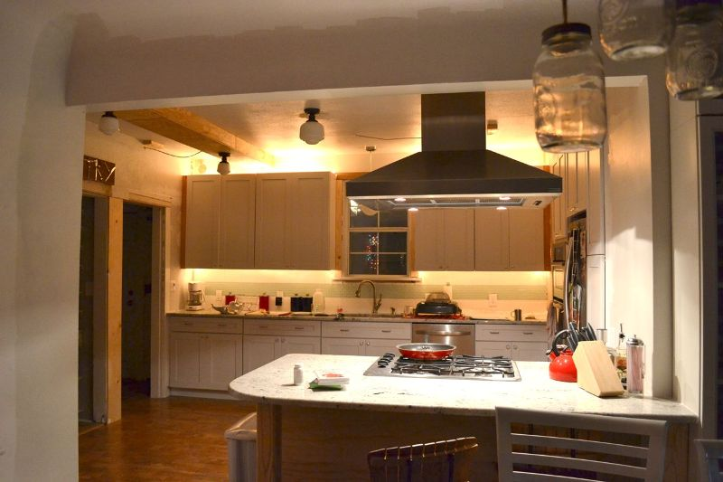 Image of: Kitchen Accent Lighting