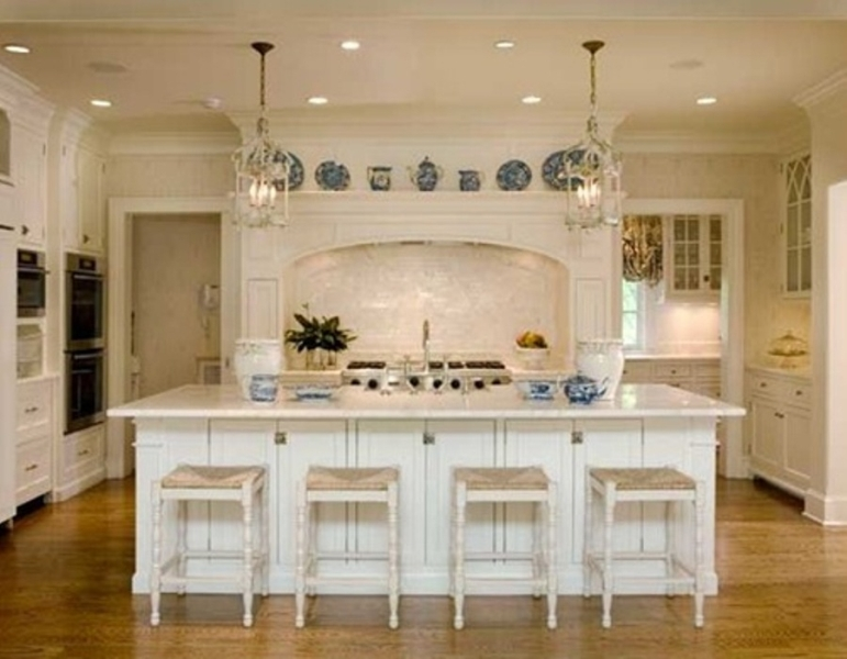 Picture of: Simple Kitchen Island Light Fixtures