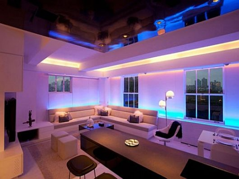 Image of: Led Accent Lighting
