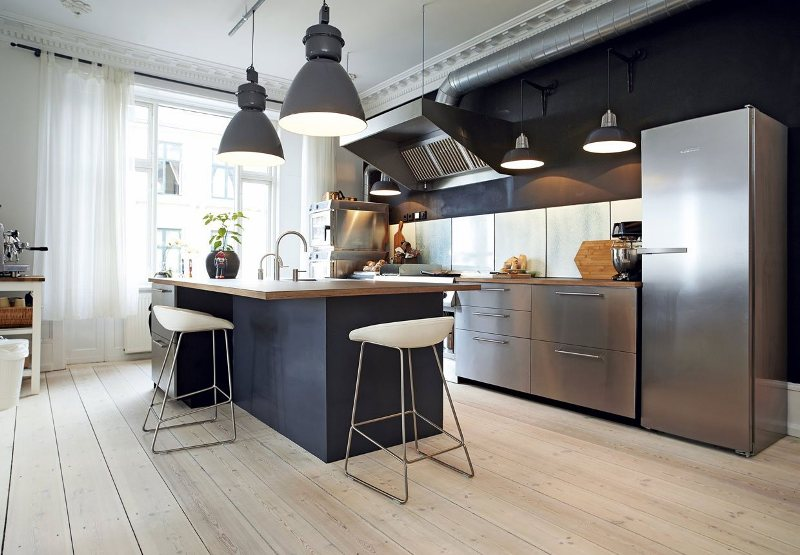 Picture of: Lighting Fixtures For Kitchen Island