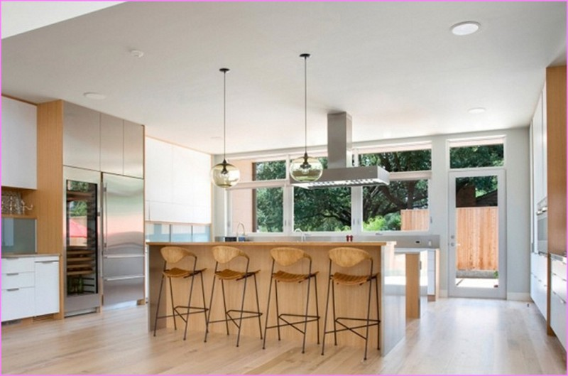 Picture of: Modern Pendant Lighting For Kitchen Island Ideas