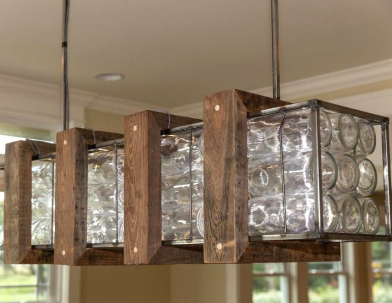 Modern Rustic Pendant Lighting