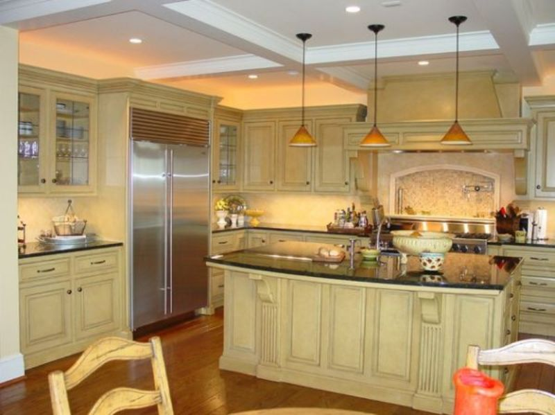 Picture of: Best Pendant Lighting For Kitchen Island
