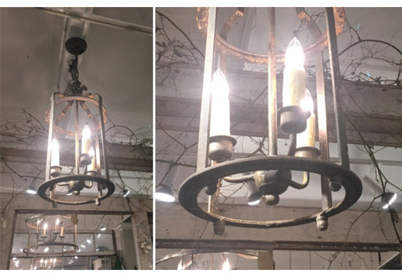 Rustic Farmhouse Pendant Lighting