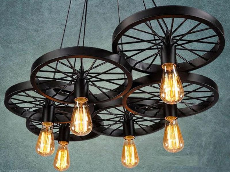 Rustic Industrial Pendant Lighting