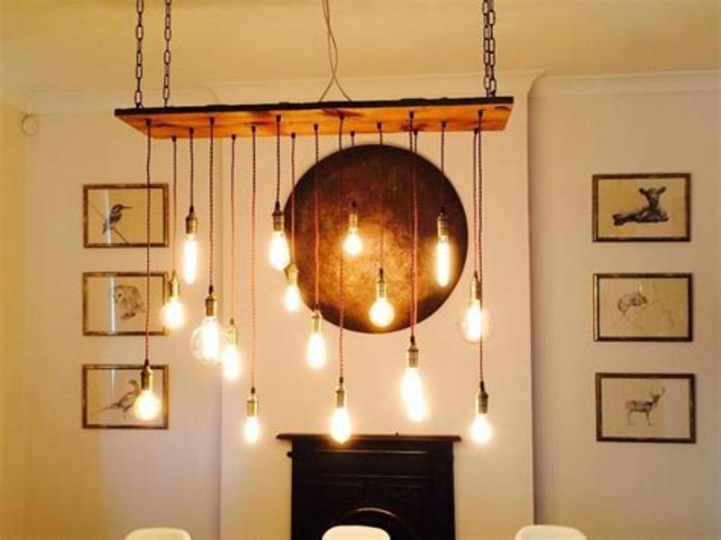 Rustic Mini Pendant Lighting