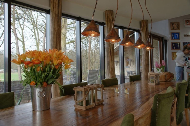 Rustic Modern Pendant Lighting