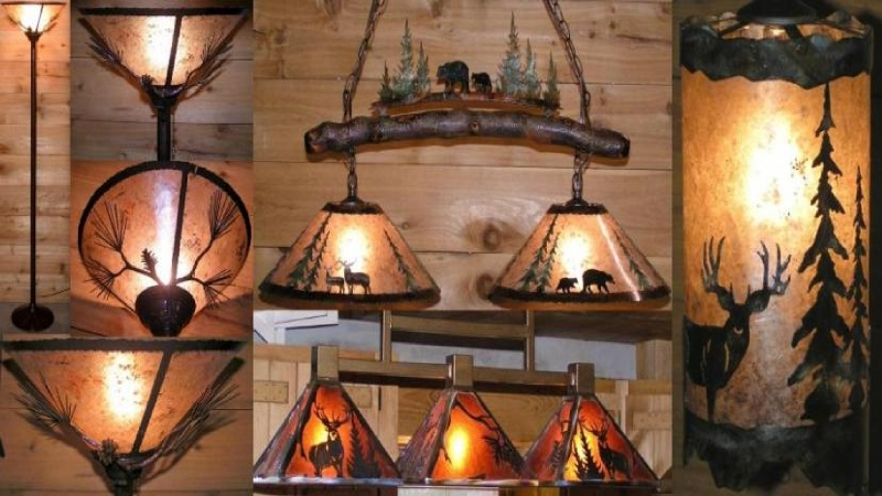 Rustic Pendant Lighting For Kitchen