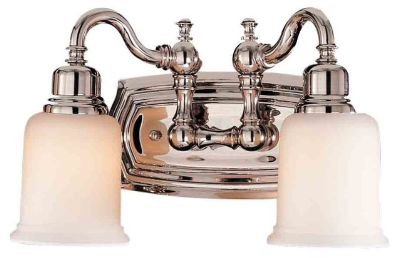Picture of: Traditional Bathroom Vanity Lights