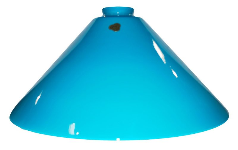 Image of: Turquoise Lamp Shade Canada