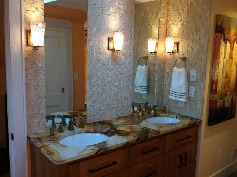 Image of: Vanity Lights For Bathrooms
