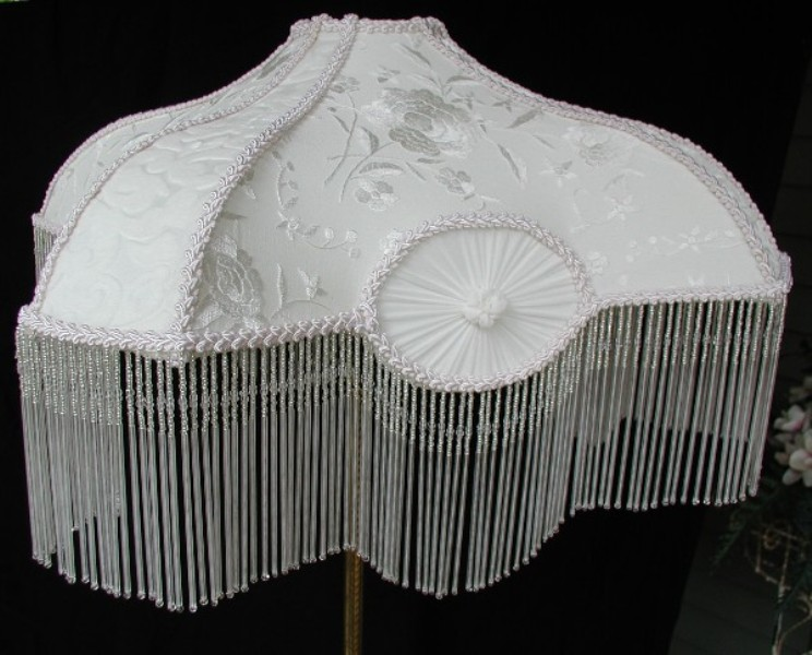 Picture of: Victorian Lamp Shades