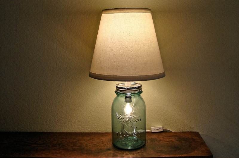 Antique Style Lamp Shades