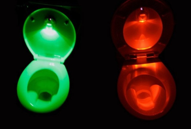 Picture of: Decorative Motion Night Light