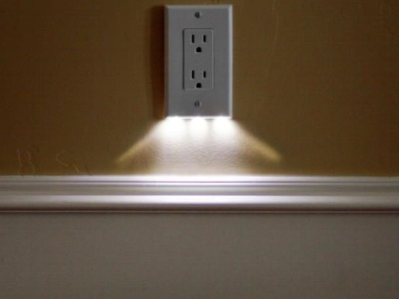 Picture of: Decorative Night Light Covers
