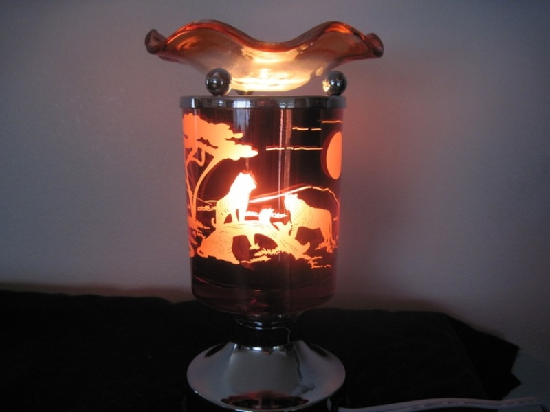 Image of: Decorative Night Light Warmers