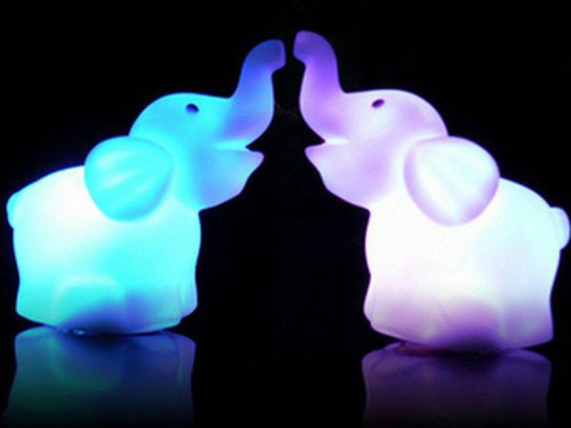 Picture of: Decorative Night Lights For Kids
