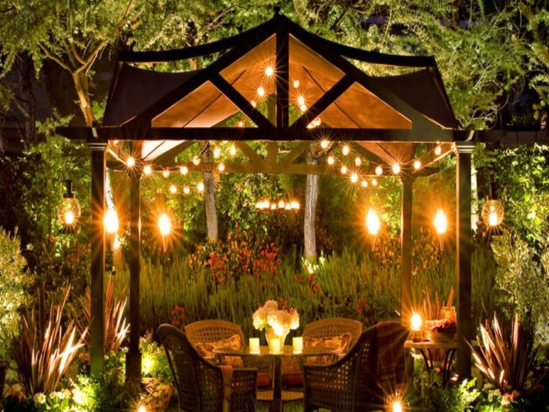 Picture of: Decorative Outdoor Lights For Patio