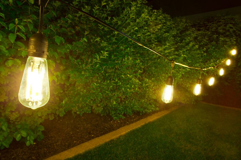 Picture of: Decorative Outdoor Patio Hanging Lights