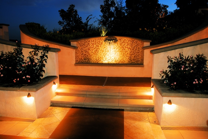 Picture of: Decorative Patio Lights Garden