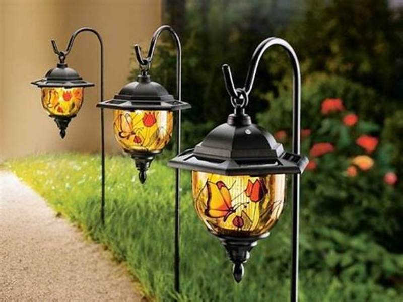 Modern And Beautiful Decorative Patio Lights