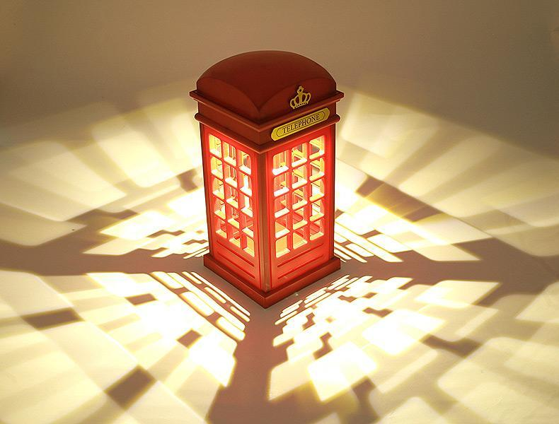 Picture of: Decorative Table Night Light