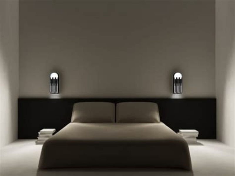 Image of: Decorative Wall Lights For Bedroom