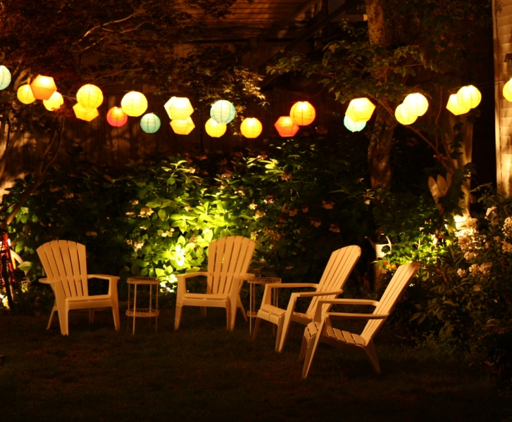 Picture of: Outdoor Decorative Patio String Lights