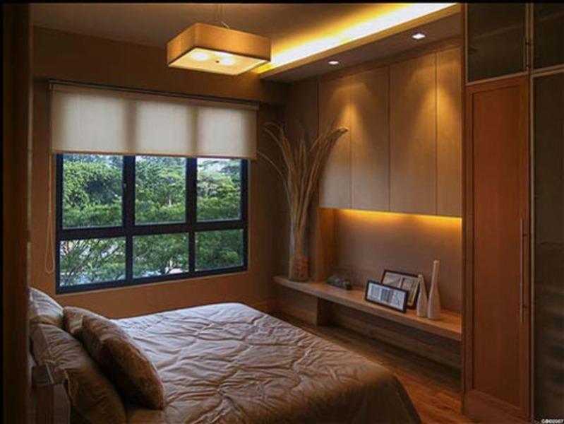 Image of: Small Decorative Lights For Bedroom
