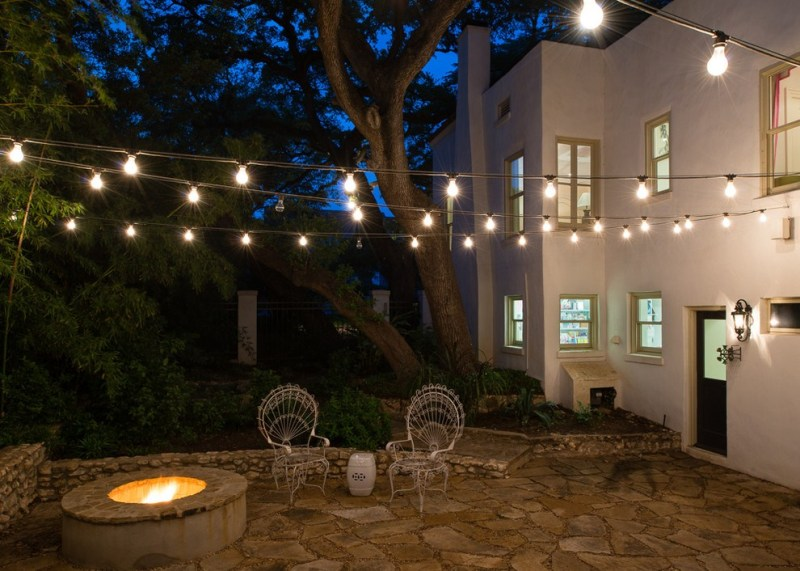 Picture of: Vintage Style Outdoor String Lights