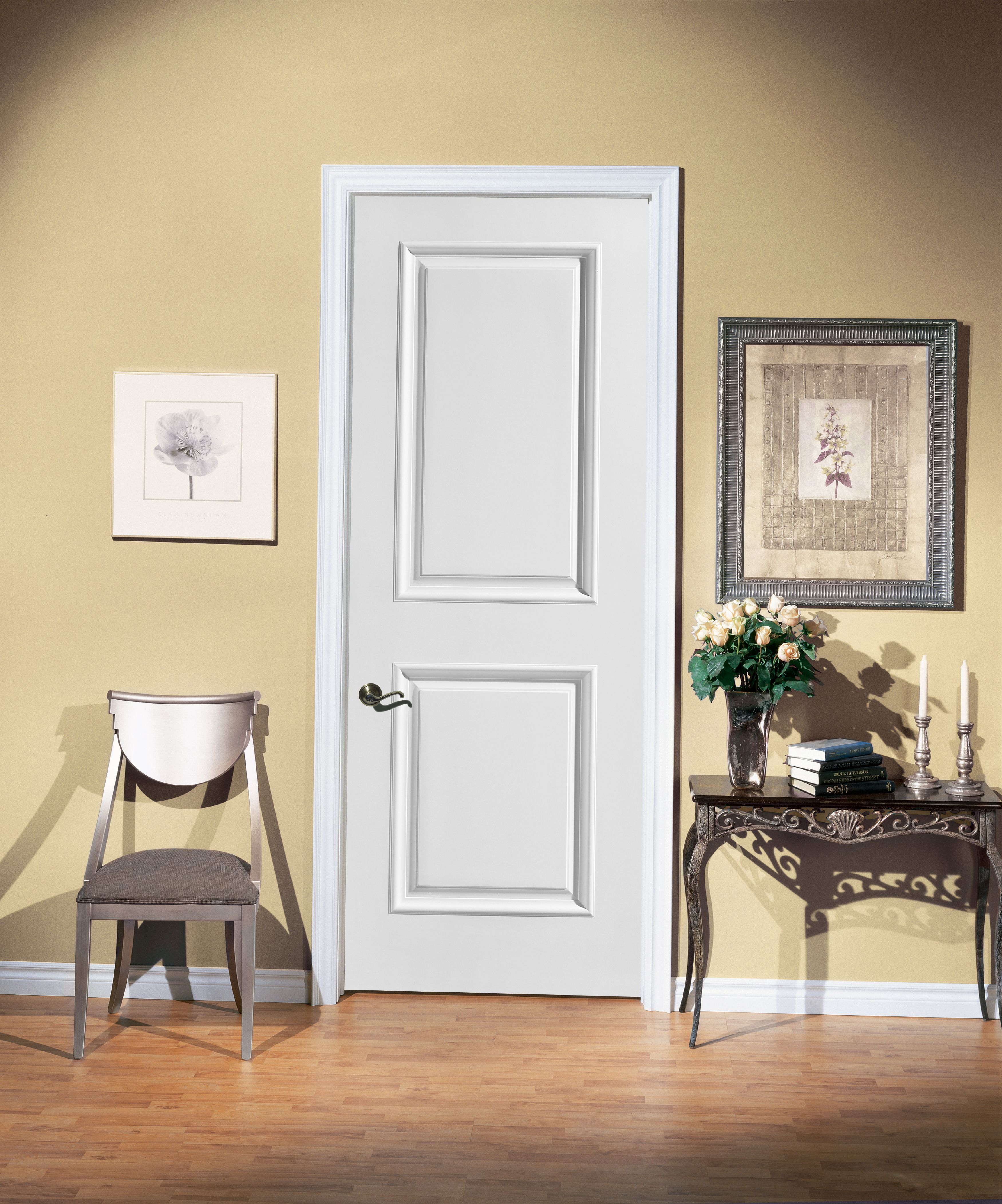 Image of: 2 Panel Arch Top Interior Doors Decor