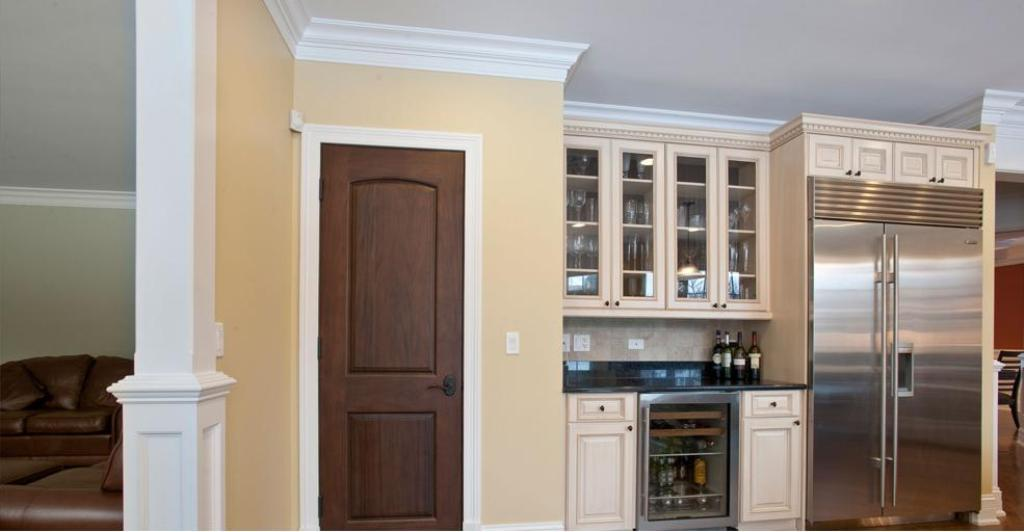 Image of: 5 Panel Door DIY