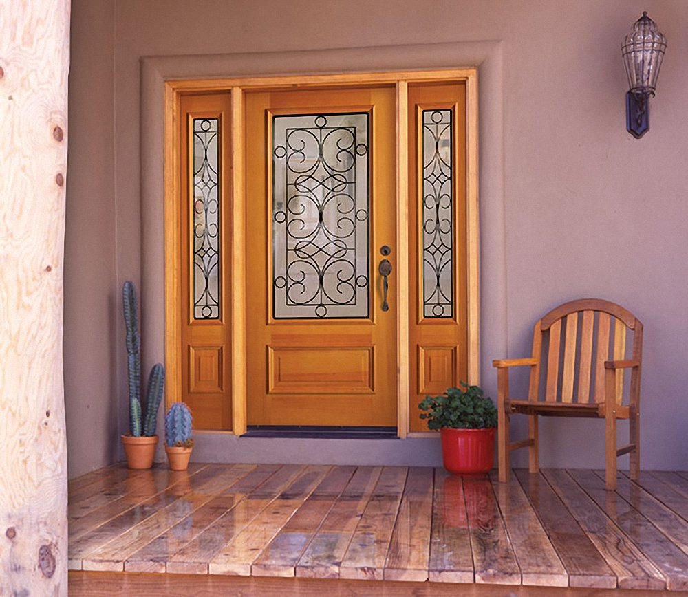 Image of: 5 Panel Exterior Door Models