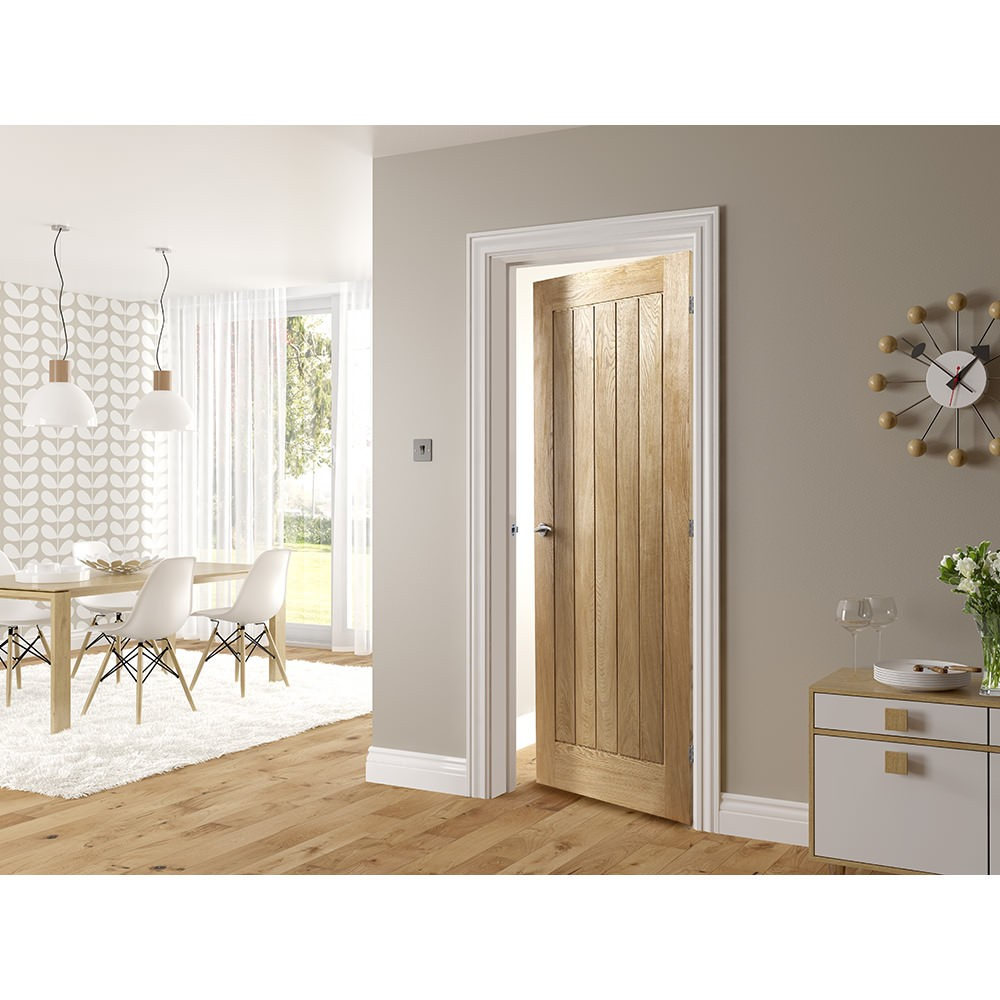 Image of: 5 Panel Interior Door Home