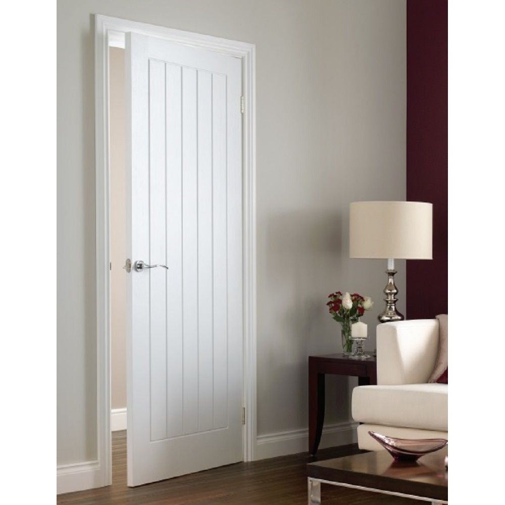 Image of: 5 Panel Interior Door Modern