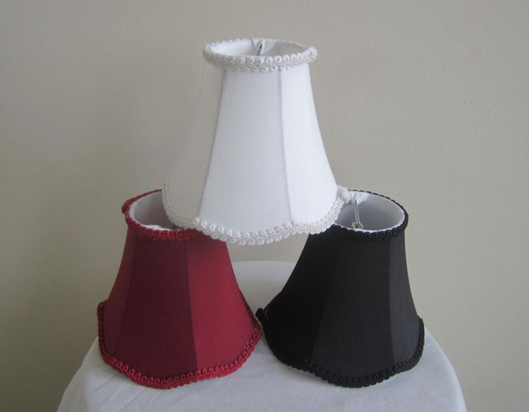 6 Inch Chandelier Lamp Shades