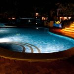 Above The Ground Pool Lights