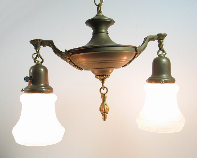 Very Good Antique Light Fixtures