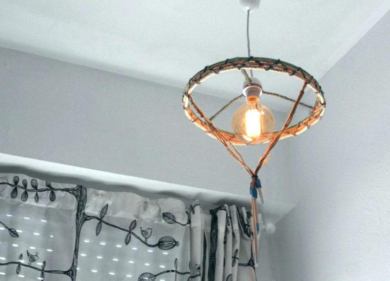 Bathroom Light Fixtures With Fabric Shades