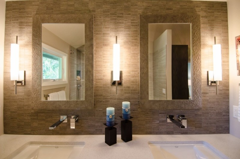 Picture of: Bathroom Wall Sconces Lighting