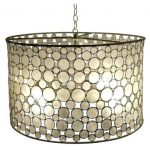 Ceiling Light Drum Shade