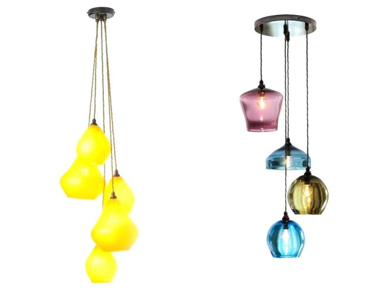 Chandelier Glass Bulb Shades