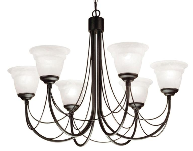 Chandelier Glass Shades Lowes