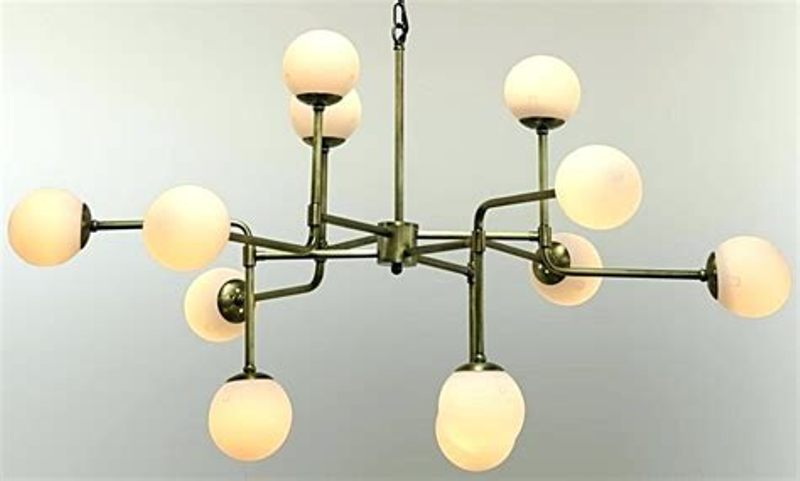Image of: Chandelier Light Shades Replacement