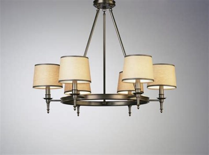 Image of: Chandelier Light Shades