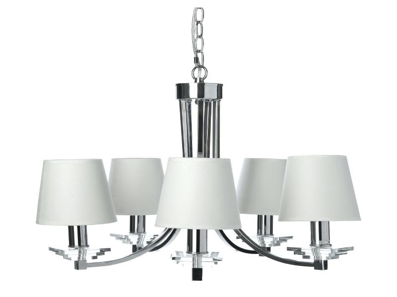 Image of: Chandelier Light With Shades
